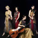 UKロックの名曲たちをヴァイオリン、チェロ、ピアノだけで表現。<br> 1966カルテット7年ぶりのオリジナルアルバム『DIAMONDS』のアートワークを公開!